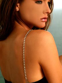 888fca0cc3 Bra Straps. com - Elite Collection of designer jewelry bra straps ...